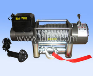 4WD Winch (LD17000) pictures & photos