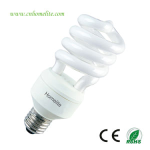 CFL / Half Spiral Energy Saving Bulb (HT5015)