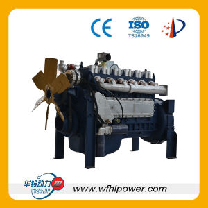 Hl6126CNG Natural Gas Engine pictures & photos