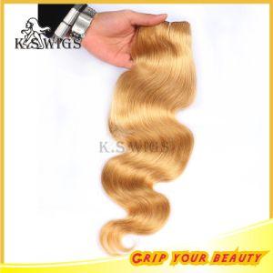 5A Grade Brazilian Virgin Remy Human Hair Weft pictures & photos