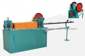 Double Flywheel Wire Straight and Cutting Machine (GT4-12)