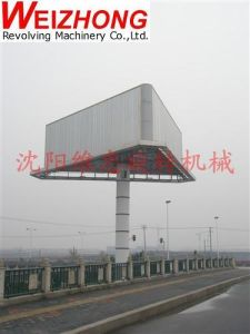 Revolving Billboard for Outdoor Advertising pictures & photos