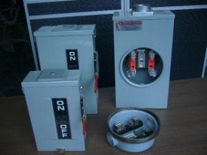 Meter Base Socket Distribution Box pictures & photos