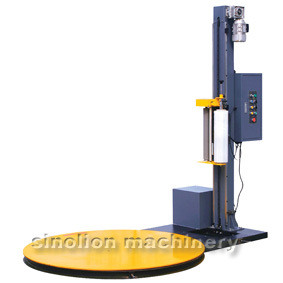 Helpful Semi Automatic Pallet Stretch Wrapper pictures & photos