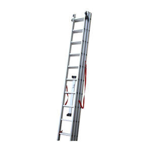 Multi-Purpose Aluminum Step Ladder 3X8 pictures & photos