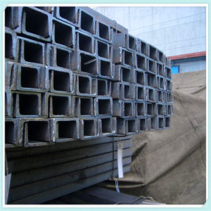 Ss400 Hot Rolled Channel Steel Price with High Quality pictures & photos