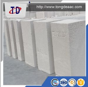 Automatic Aluminium Power AAC Brick/Block