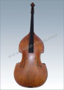 Antique Double Bass (GB001F) pictures & photos