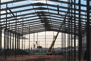Steel Frame Construction Building pictures & photos