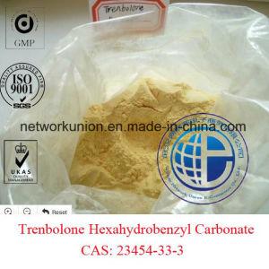 Trenbolone Hexahydrobenzyl Carbonate (Trenbolone Cyclohexylmethylcarbonate, Trenbolone hexahydrobenzylcarbonate, Parabolan) CAS: 23454-33-3 pictures & photos
