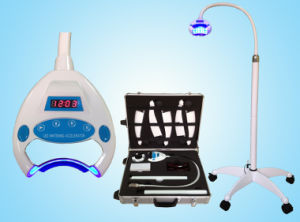 Whitening Equipment Lamp Hr-888 Traveling Case Type LED Professional Light pictures & photos