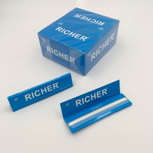 Hot Sell 107*44mm Rolling Paper King Size Slim pictures & photos