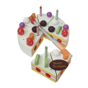 Wooden Toys - Wooden Cake (TS 7576) pictures & photos