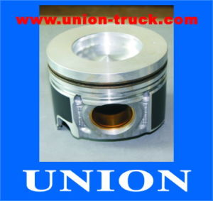 Truck Engine Parts Hino Piston with Pin-Bushing Anodized for J08e