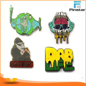 Hot Sale China Wholesale Metal Enamel Custom Christian Pin Badge pictures & photos
