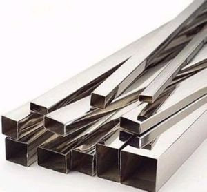 304 Mirror Finish Stainless Steel Square Tube pictures & photos