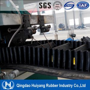 Heavy Duty Sidewall Cleated Conveyor Belt pictures & photos