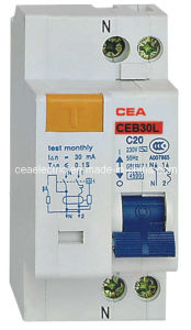 Dz30L Earth Leakage Circuit Breaker (CEB30L, DZ30L-32) pictures & photos