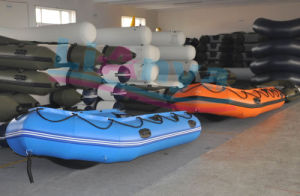 Liya Inflatable Boat 2m-3.6m Dinghy Tender PVC pictures & photos