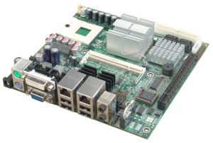 MITX-6852-Intel 945GME based Mini-ITX Motherboard