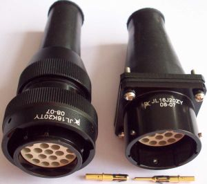 JL16 Plug and Receptacle pictures & photos