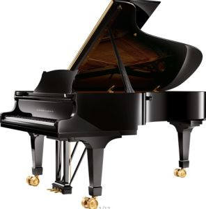 Good Quality Grand Piano (158)