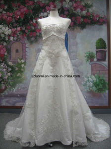 Bridal Wedding Dress (LR-W4950)