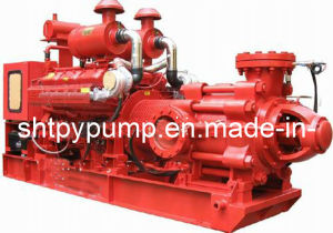 Diesel Fire Pump Multistage Type (XBD-D) pictures & photos