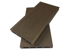 Durable Wood Plastic Composite WPC Decking pictures & photos
