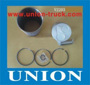 D1107 Piston Kit Kubota Engine pictures & photos