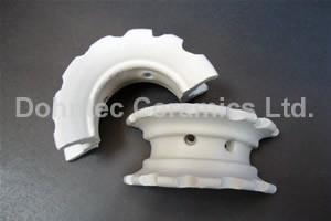 Ceramic Super Saddle