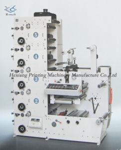 Label Flexo Printing Machine (RY320-4B)
