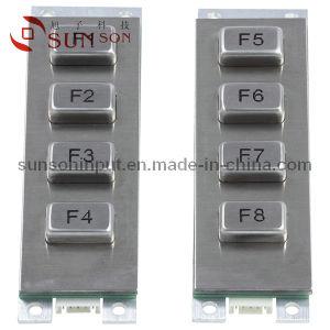 4 Keys Metal Keyboard (SFK040C)