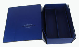 Chinese Custom Handmade Cardboard Foldable Paper Box (YY-P0120) pictures & photos