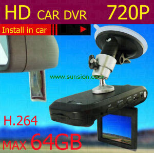 HD Car Video Recorder 720p, HD Car DVR, Sports DVR