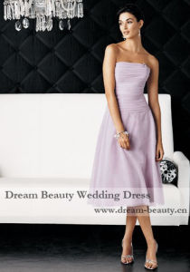 Bridesmaids Dress, Party Dress (Lf07-Mic)
