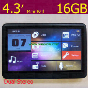 16GB Touch MP4 Player