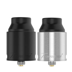 Geekvape Tsunami Mech Kit with Tsunami PRO 25 Rda Tank and a Black Ring Plus pictures & photos
