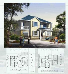 Steel Structure Villa (Villa-001)