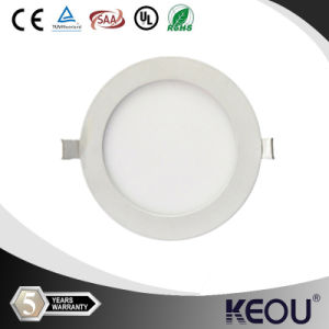 Ultra Thin Recessed Dimmable LED Panel 6W 9W 12W 18W pictures & photos