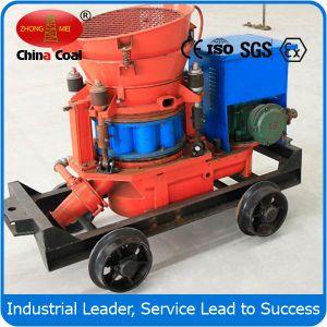 China Supplier Pz-7 Dry Mix Shotcrete Machine pictures & photos