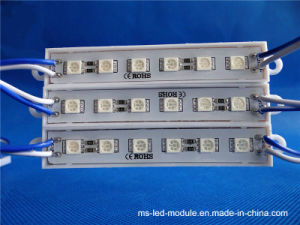 3 Years Warranty Waterproof LED Module with 6LEDs pictures & photos