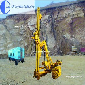 Super 351 Crawler Pneumatic Drilling Rig pictures & photos