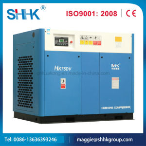 Rotary Screw Air Compressor 12m3/Min 8bar pictures & photos