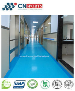 Durable Self Leveling Coating/Painting, Anti-Slip Spua Flooring pictures & photos