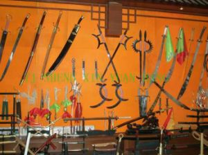 Martial Arts Equipments