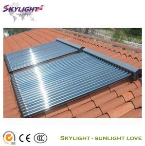 U Pipe Tubes Solar Collector