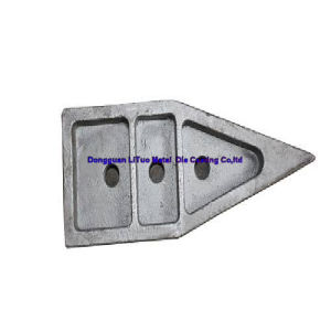 Zinc Alloy Die Casting Parts for Iron Approved SGS, ISO9001: 008 pictures & photos