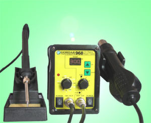 Digital Soldering Station (968) pictures & photos