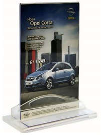 Display Stand Menu Holders (DW-MH) pictures & photos
